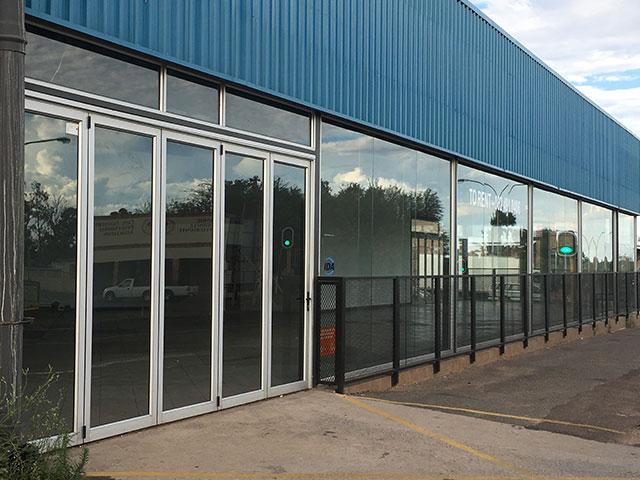 Gordonia Glas & Aluminium Previous Experience | KIA Motors