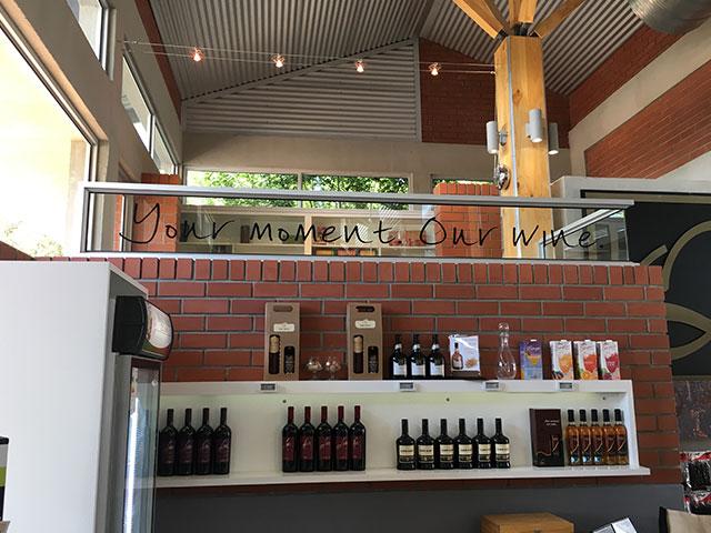 Gordonia Glas & Aluminium Previous Experience | Orange River Cellars - Wine Tasting Centre