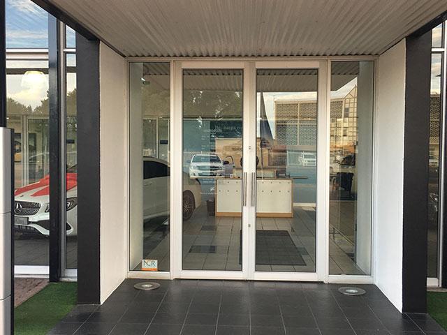 Gordonia Glas & Aluminium Previous Experience | Zelco Motors