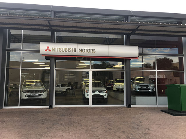 Gordonia Glas & Aluminium Previous Experience | Zelco Motors Pre-Owned Vehicles